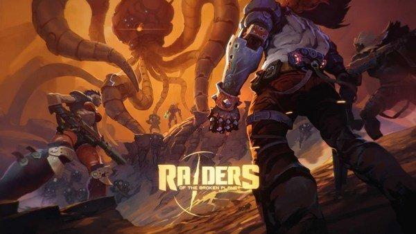 Raiders of the Broken Planet anuncia la llegada de una nueva beta