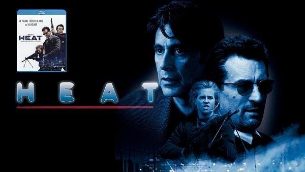 Heat: El Montaje del Director: Análisis de la edición en Blu-ray