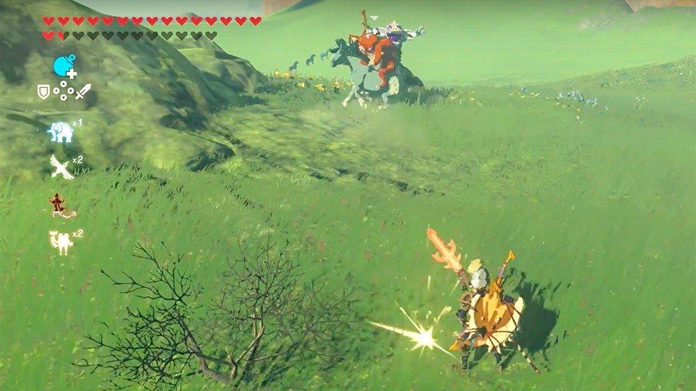 The Legend of Zelda: Cómo conseguir flechas infinitas en Breath of the Wild