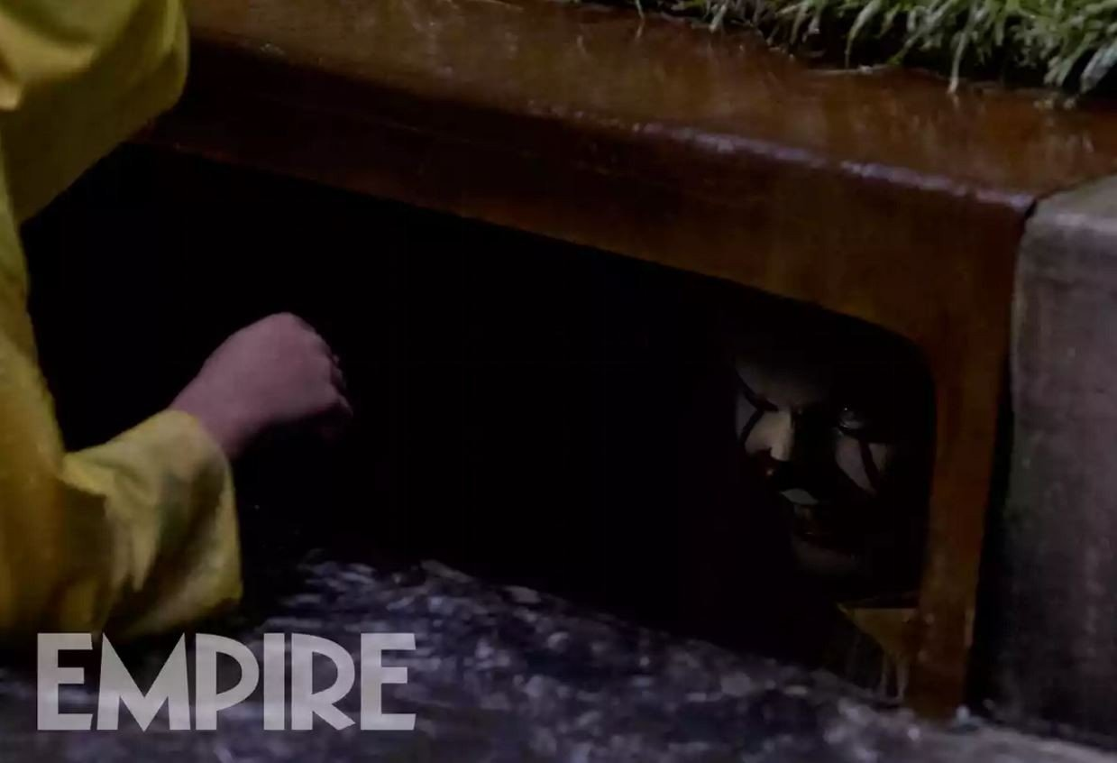 It: El remake revela la imagen de la escena más famosa de la película