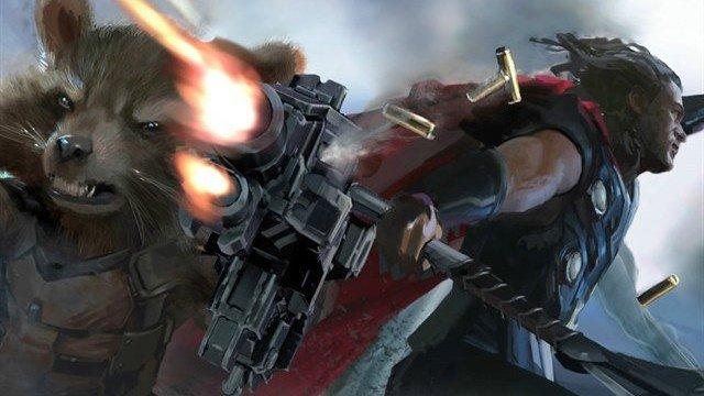 Thor podría perder un brazo en Ragnarok