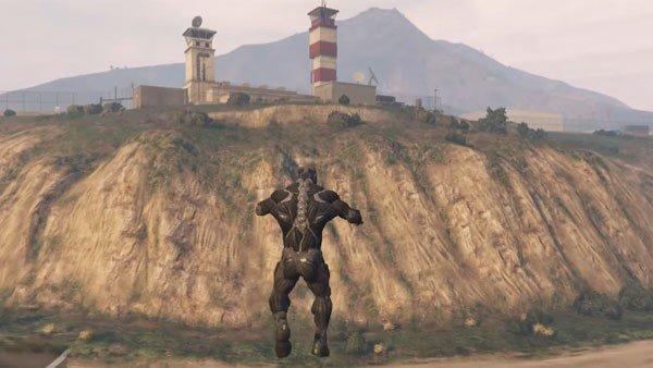 Los universos de Grand theft Auto V y Crysis se fusionan gracias a un mod para PC