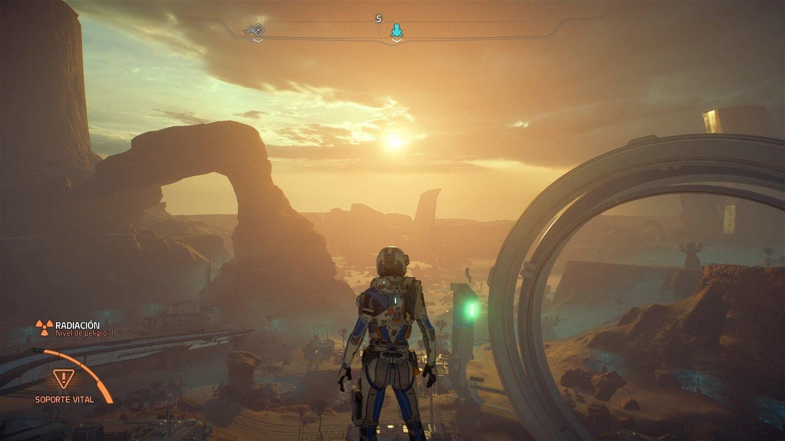 Mass Effect: Andromeda: Encuentran un posible guiño a El Caballero Oscuro