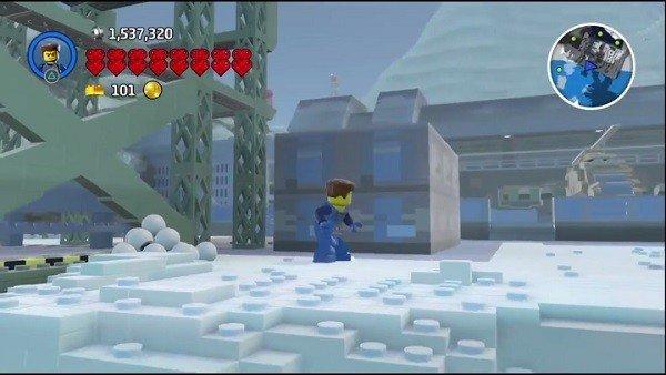 LEGO Worlds: Recrean Metal Gear dentro del juego