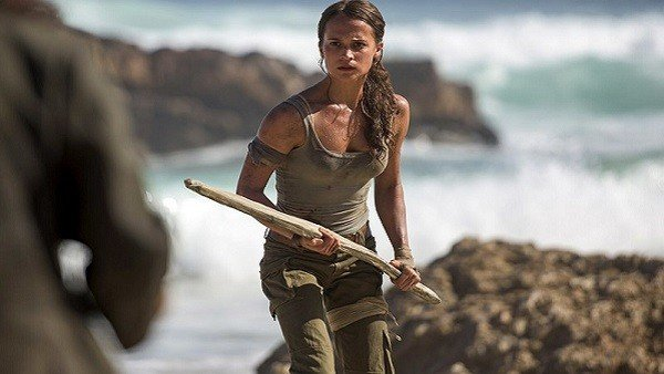 Tomb Raider: La Película muestra al mundo sus primeras imágenes oficiales