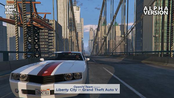 Grand Theft Auto V se traslada a Liberty City con este mod