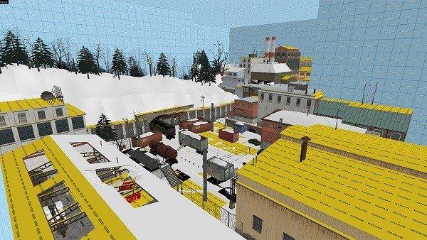 Half Life 2: Se descubren mapas de un cancelado episodio