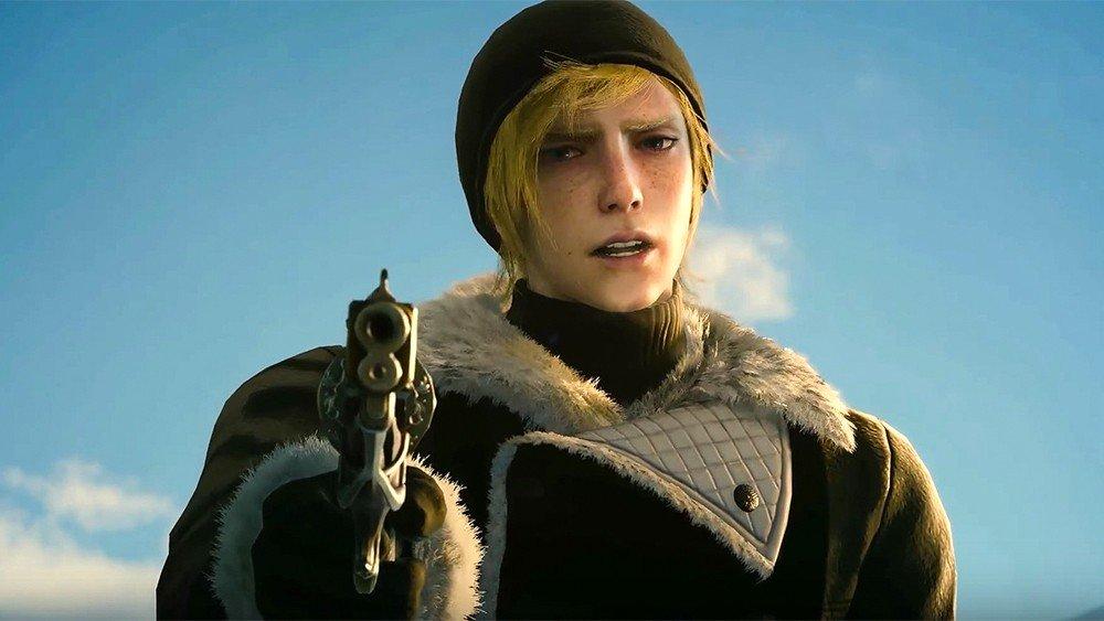 Final Fantasy XV: Episode Prompto se muestra en un tráiler