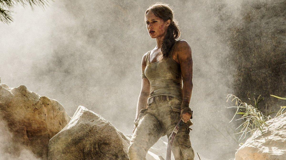 Tomb Raider: Alicia Vikander habla sobre su personajes y se muestra en una nueva imagen