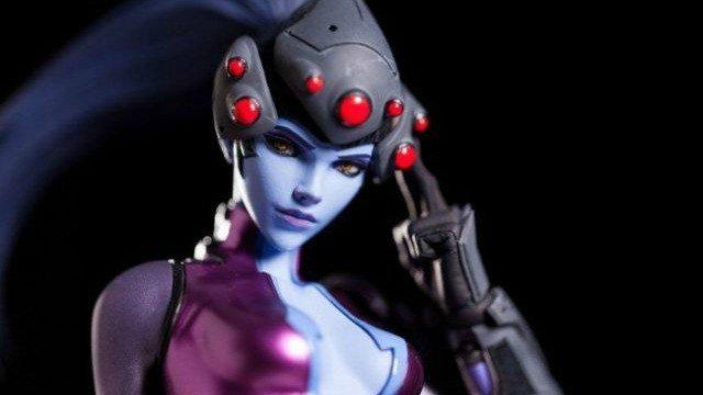 Overwatch: Widowmaker tendrá esta impresionante estatua
