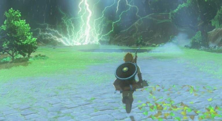 The Legend of Zelda: Breath of the Wild: Vencen al Centaleón usando solo una roca