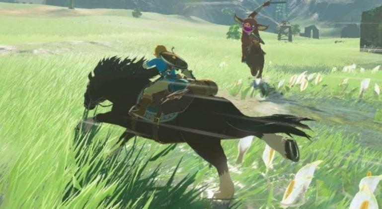 The Legend of Zelda: Breath of the Wild corrige el bug que afectaba a un jefe