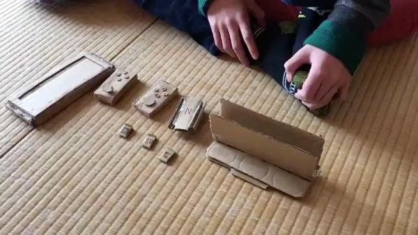 Un niño tiene la solución perfecta para tener una Nintendo Switch a pesar de la negativa de su madre