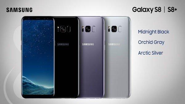 Samsung Galaxy S8: Presentado oficialmente el smartphone de Samsung