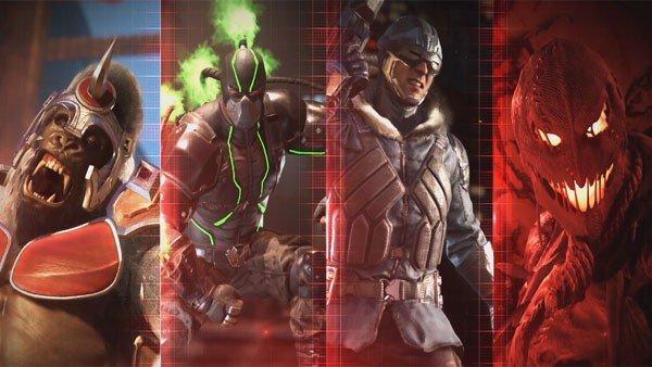 Injustice 2 presenta a los supervillanos en su último tráiler