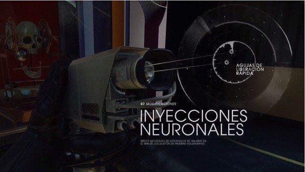 Prey presenta los neuromods en su nuevo vídeo