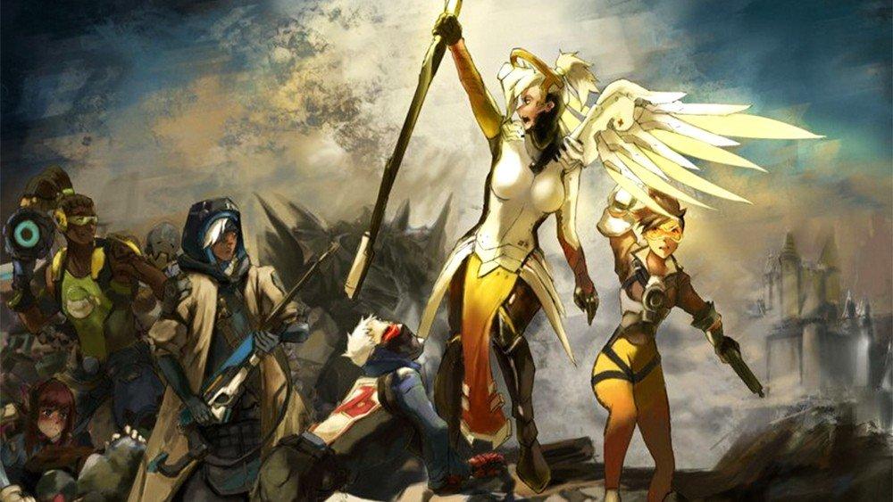 Varios personajes de videojuegos cine y series transforman algunas