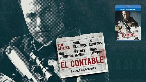 El Contable: Análisis de la edición en Blu-ray