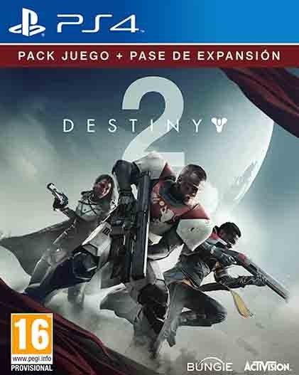 Destiny 2: Así son sus ediciones especiales