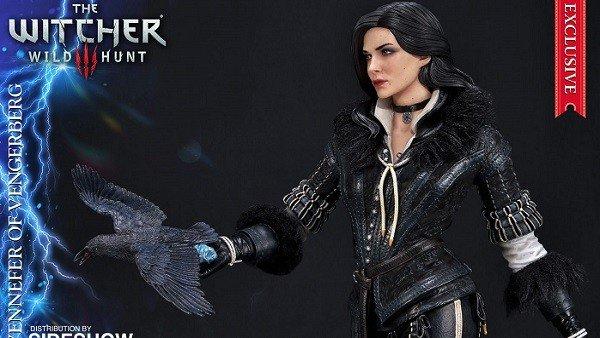 The Witcher 3 tiene esta figura de Yennefer que amenaza a tu cuenta corriente
