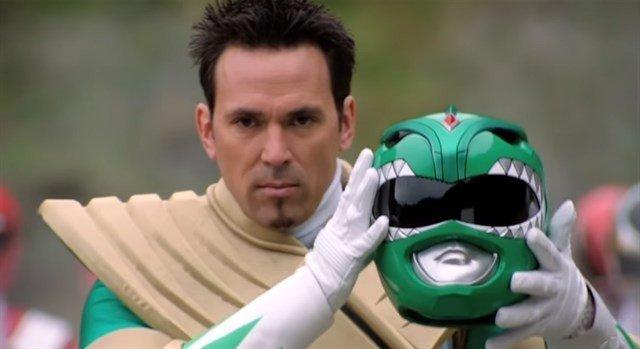 Power Rangers: Echan a un actor de la serie original de la premiere de la película