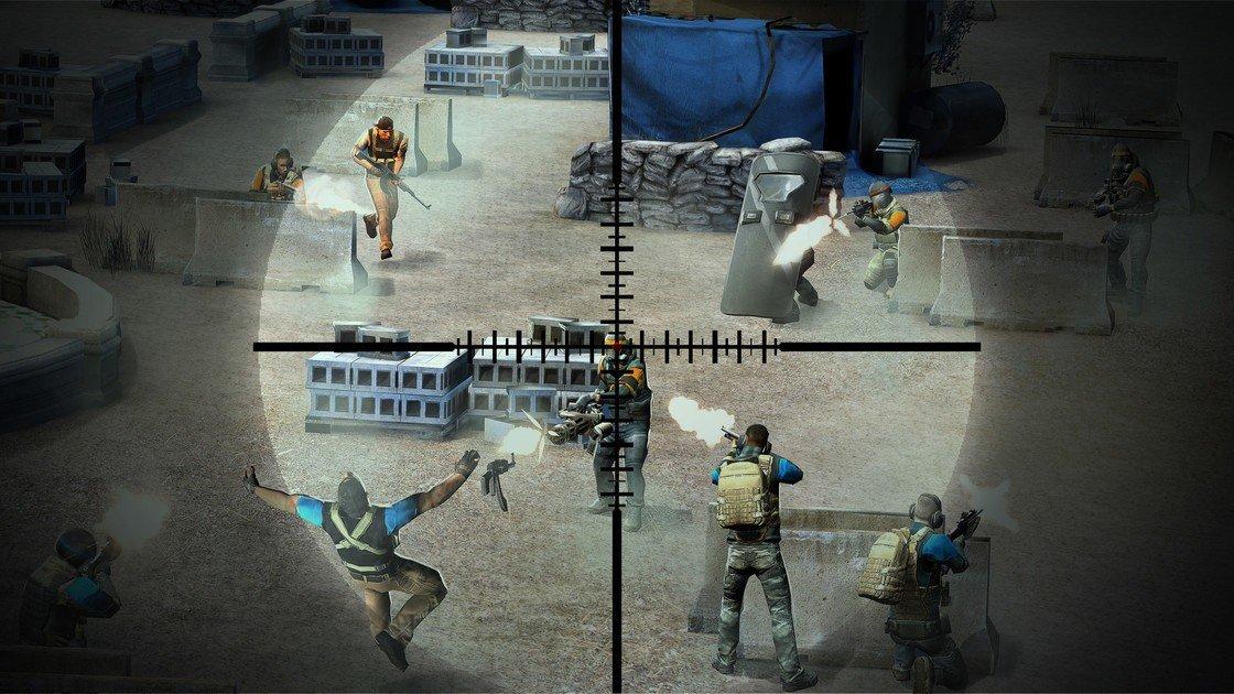 Tom Clancy's ShadowBreak será el primer videojuego de la franquicia diseñado para móviles