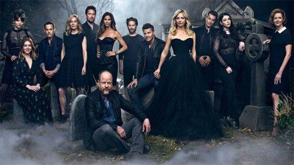 Buffy Cazavampiros: Sus actores originales se reúnen por el 20 aniversario de la serie