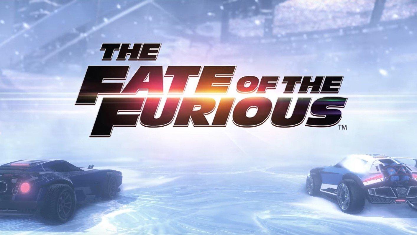 Rocket League tendrá un DLC de Fast and Furious la semana que viene
