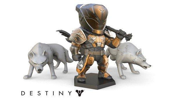 Destiny presenta el pack de figuras de Lord Saladin y sus lobos