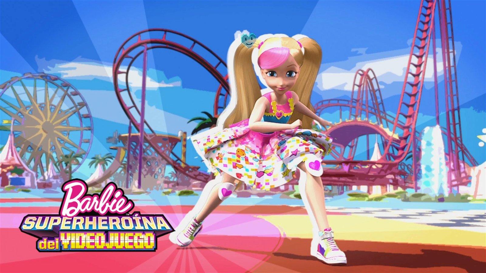La nueva película de Barbie la convierte en programadora de videojuegos