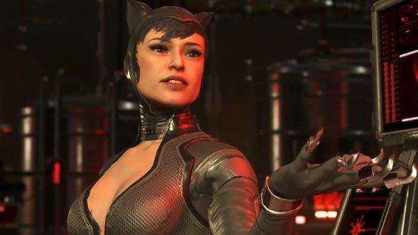 Injustice 2 nos presenta a Catwoman en un nuevo vídeo