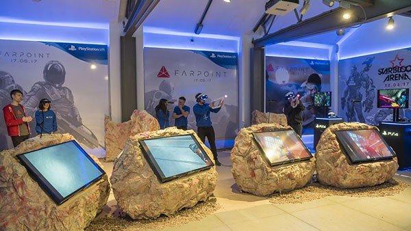 PS VR Journey: Viajamos al espacio con Farpoint y Starblood Arena