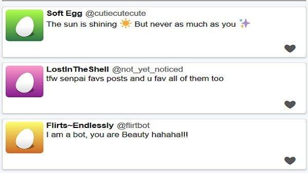 The Subtweet Game, el juego donde eres un huevo de Twitter y tienes que ligar con semejantes