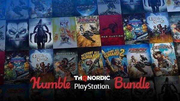 Un nuevo Humble Bundle ofrece 15 juegos de PlayStation a partir de un dólar
