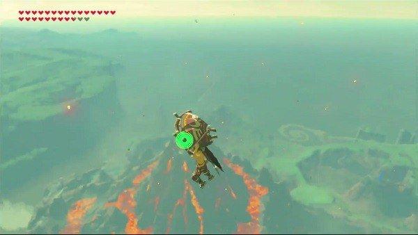 The Legend of Zelda: Breath of the Wild, encuentran la forma de hacer volar a Link