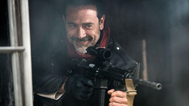 The Walking Dead comparte la primera imagen oficial de la octava temporada