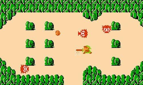 Nintendo arregla un error tipográfico del primer Zelda 30 años después