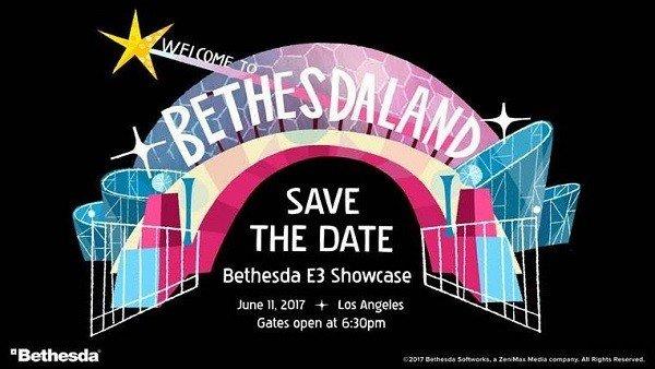 Bethesda desvela la fecha de su conferencia para el E3 2017