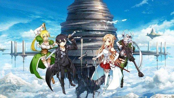 Sword Art Online apostará por el mundo móvil con un juego que llegará a 27 países