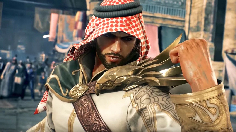 Tekken 7 muestra un combate entre Shaheen y Lars