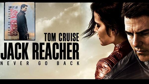 Jack Reacher: Nunca Vuelvas Atrás: Análisis de la edición en Blu-ray steelbook