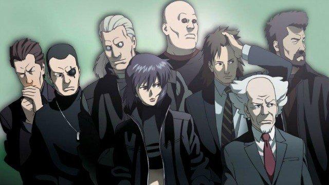 Production I.G. prepara un nuevo anime de Ghost in the Shell