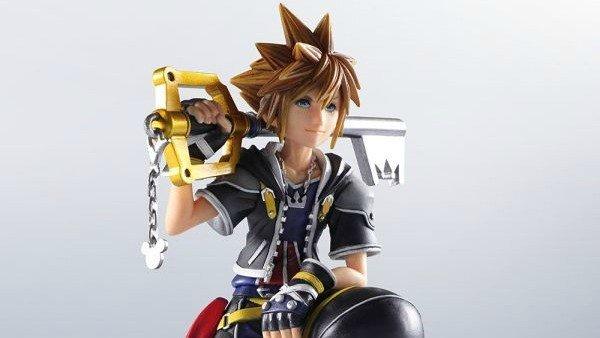 Kingdom Hearts 3: Ya puedes reservar estas figuras de Sora y Riku en la tienda de Square Enix