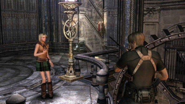 Resident Evil 4: El mod HD mejora una de sus localizaciones de forma notable