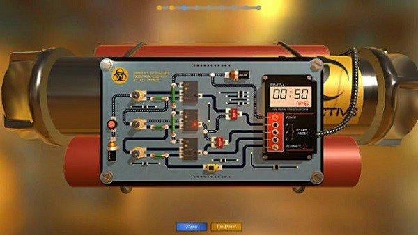 FINDE: Bomb Squad Academy nos enseña a desactivar bombas