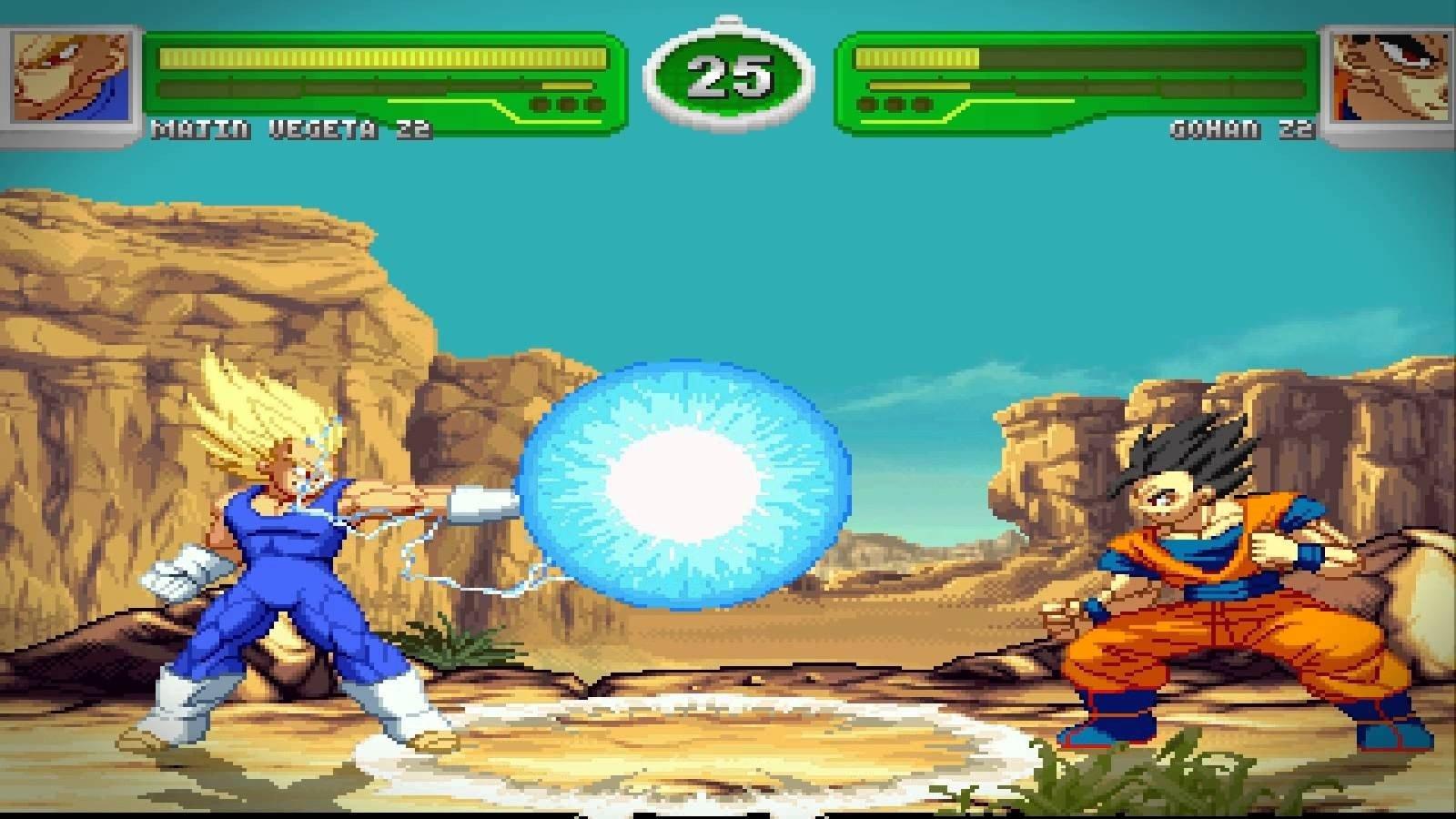Dragon Ball Z tiene un nuevo juego creado por fans y completamente gratuito