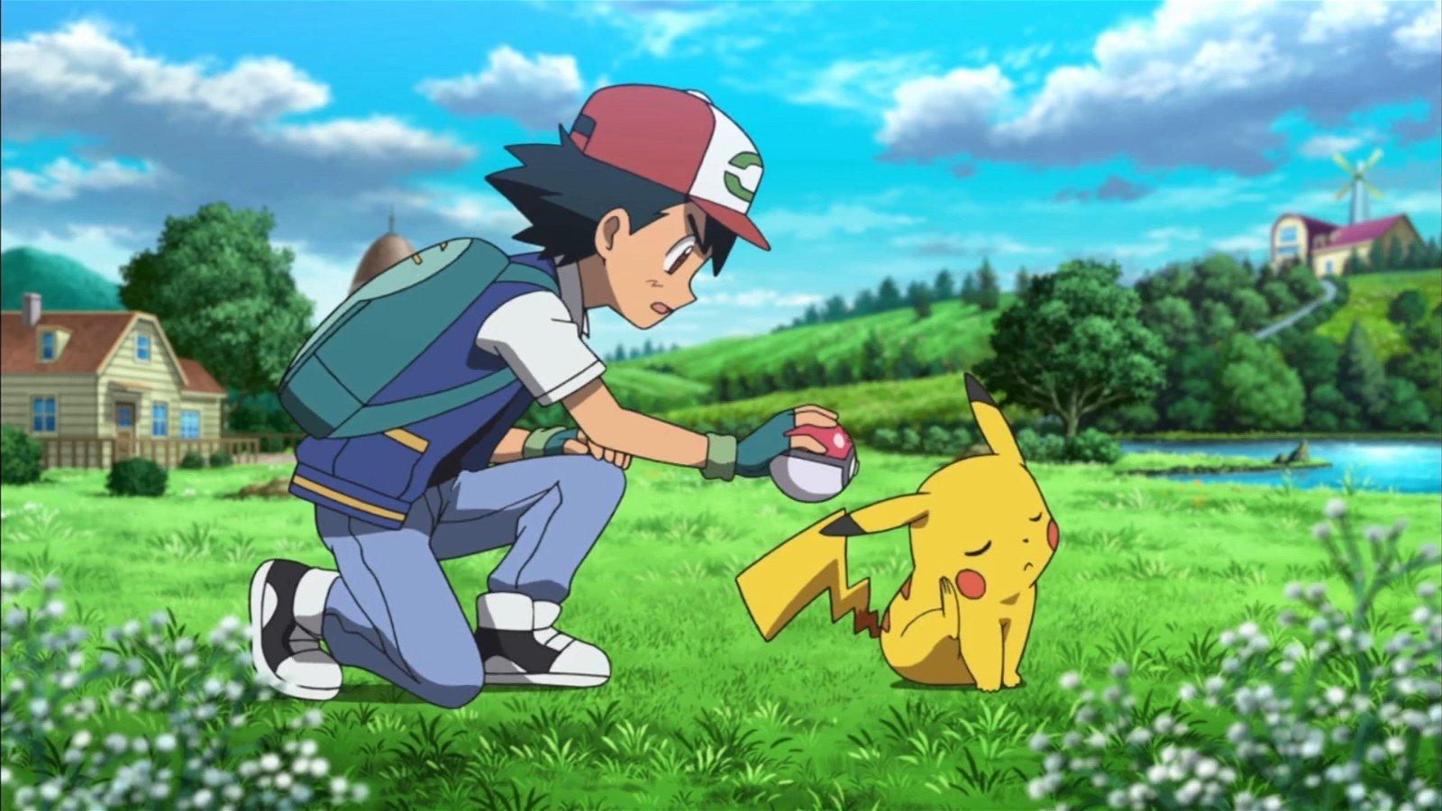 Pokémon I Choose You: La película estrena un nuevo tráiler