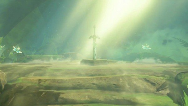 Así es el final secreto de The Legend of Zelda: Breath of the Wild