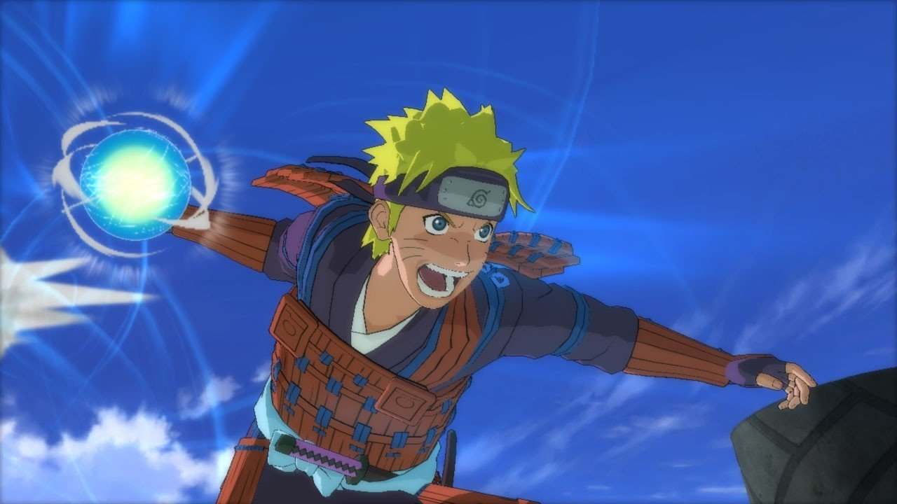 Naruto Shippuden Ultimate Ninja Storm Trilogy muestra su primer tráiler