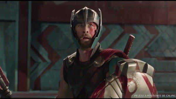 Thor: Ragnarok estrena su primer tráiler oficial